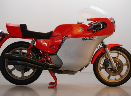 MV Agusta Monza 1978.