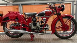 Moto Guzzi 250 Airone 1945