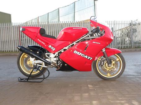 Ducati Lucchinelli Replica.