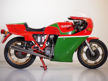 Ducati MHR 900 1980.