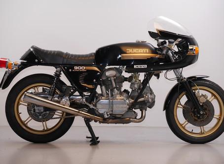 Ducati 900SS 1980.