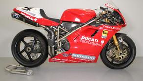 Ducati 996 F98 Ex Carl Fogarty