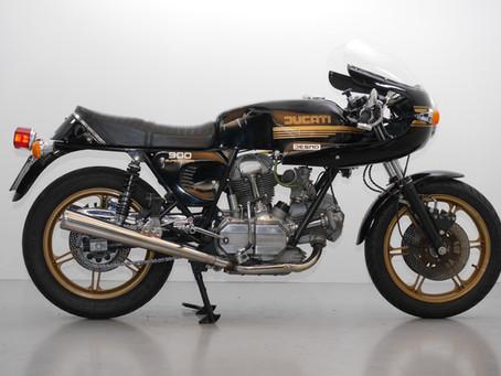 Ducati 900SS 1978.