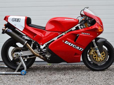Ducati 888 SP3 SPS: Sold.