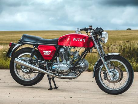 Ducati 750 GT 1972.