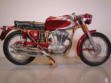 Ducati 200 Elite. 1967