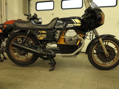 Moto Guzzi Le mans 2.