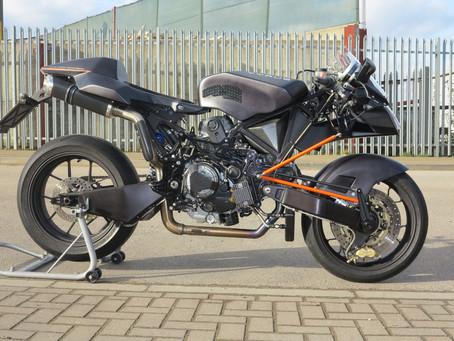 VYRUS 984 C3 2V : Sold.