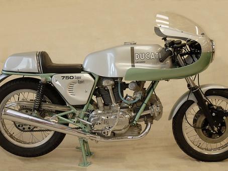 Build: Ducati 750 SS