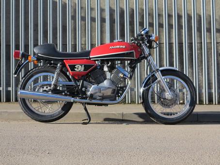 Morini 350 sport 1976.