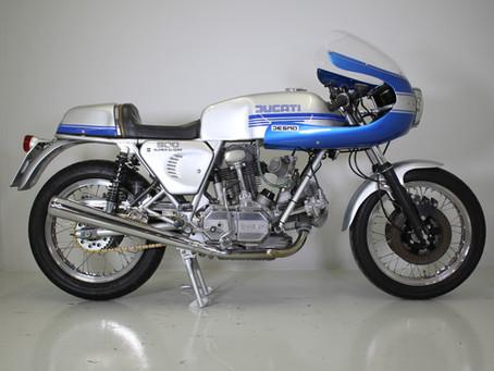 Ducati 900SS 1976