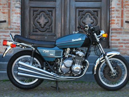 Benelli 750 Sei 1978 New !!!!