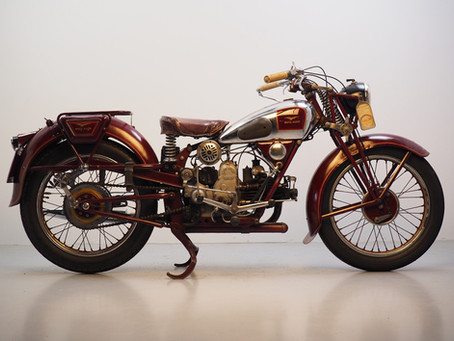 Moto Guzzi 500GTS 1936