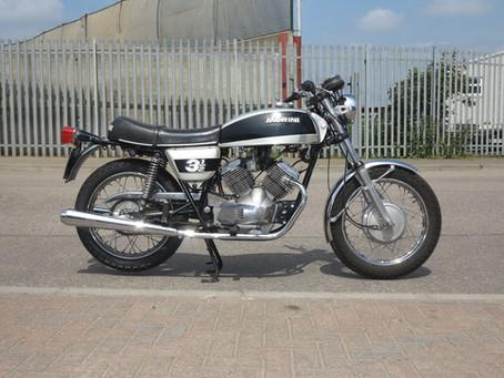 Moto Morini 350 1976