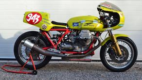 Moto Guzzi V7 ex-Daytona