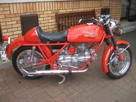 Visitors Gallery: Scott from Scotland's lovely Moto Guzzi NF500