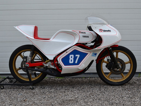 Bimota 350 YB1 1975