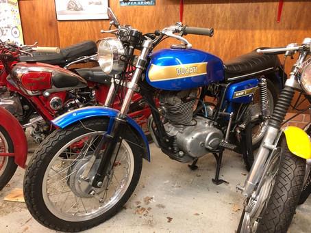 Ducati 450 Mark 3