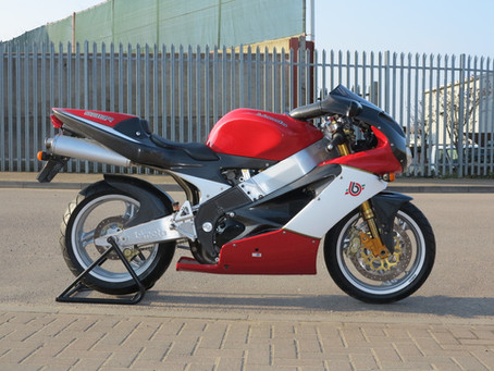Bimota SB8R 2003 New.