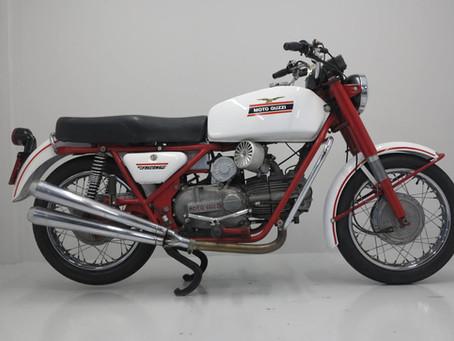 Moto Guzzi NF 500 1972