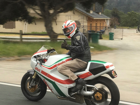 Bimota DB1 special now finished.