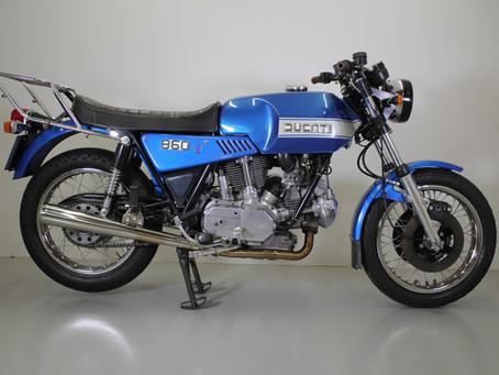 Ducati 860GT 1977.