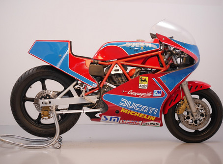 Ducati 750 TT1 Replica.