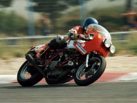 Dave Railton race bikes