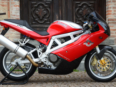 Bimota DB4 IE Year 2000 .