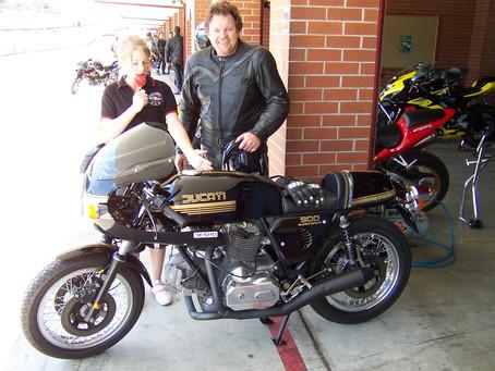 Grant Medlockcompleted bikes