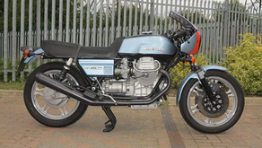 Moto Guzzi Le mans 1 To be fully restored in our workshop.