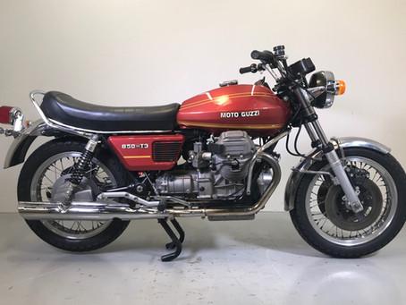 Moto Guzzi 850T3 1977