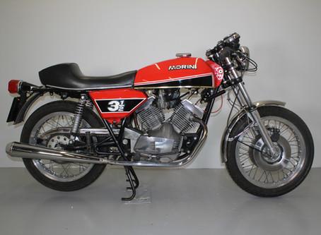 Moto Morini 350 Sport 1977