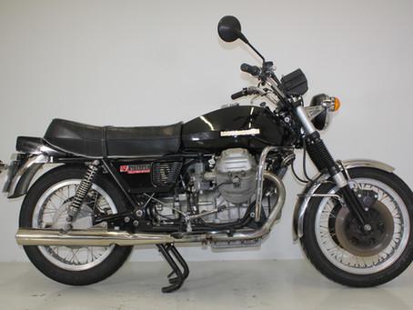 Moto Guzzi V1000 Convert.