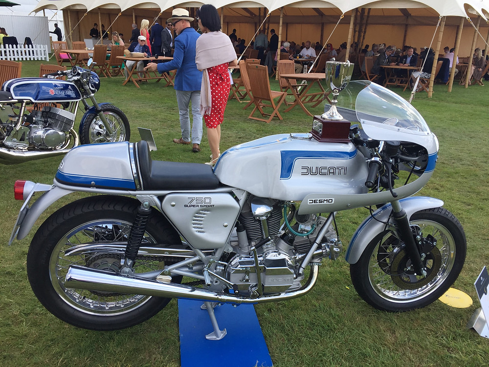 Ducati 750 SS EXCEPTIONAL MOTORBIKES (1900 TO 1939) WINNER