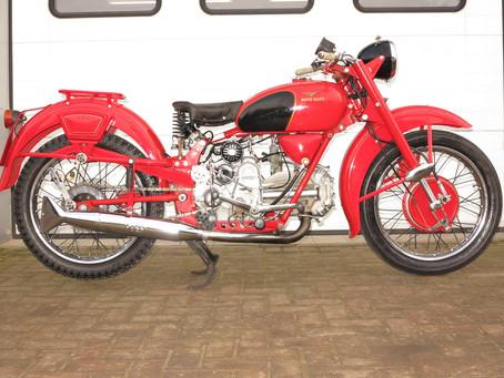 Moto Guzzi 500 Falcone.