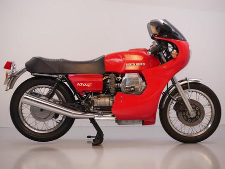 Moto Guzzi 1000 SE 1992.