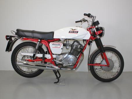 Moto guzzi stornello 160
