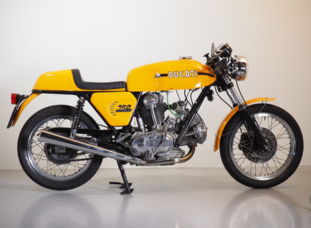 Ducati 750 sport 1975