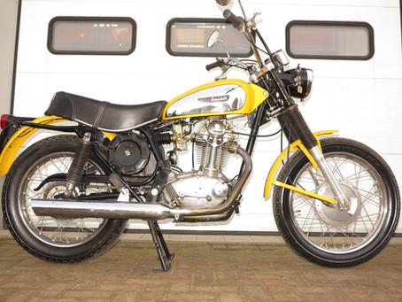 Ducati 450 SCR.