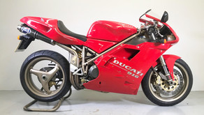Ducati 916 Strada 1994