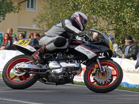 Lovely Ducati Pantah special.