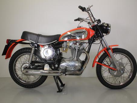 Ducati 350 1971 SCR.