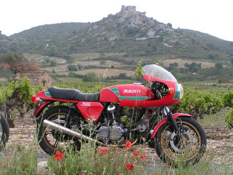 Ducati 900SS 1982