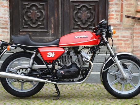 Moto Morini 350 sport 1979.