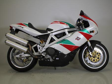 Bimota DB4 2001.