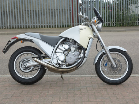 Aprilia 6.5 Moto Starck: Sold.