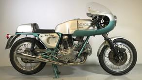 Ducati 750SS 1974 fully restored
