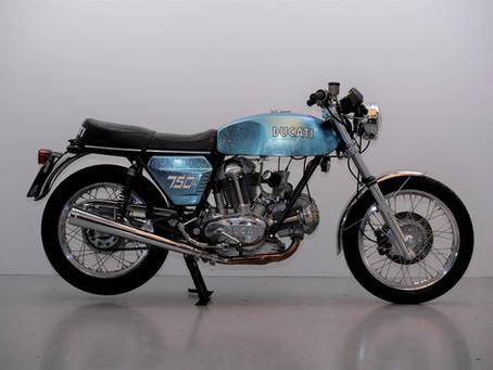 Ducati 750GT 1972