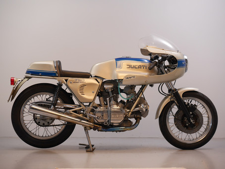 Ducati 750SS 1975